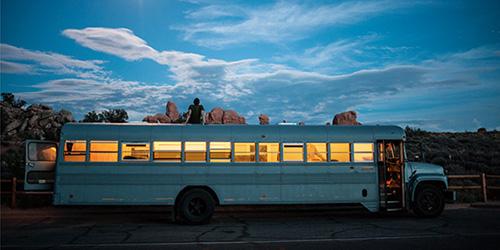 Avtobus tushda ko'rsa nima bo'ladi